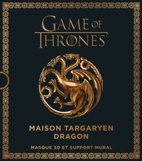 Game of Thrones - Maison Targaryen Dragon