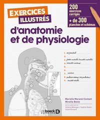 Exercices illustrés d'anatomie et de physiogie