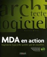 Xavier Blanc, Olivier Salvatori - Mda en action