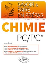 Chimie PC-PC*