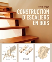 Construction d'escaliers en bois