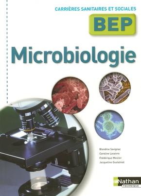 Microbiologie Bep Carrières Sanitaires Et Sociales Blandine Librairie Eyrolles