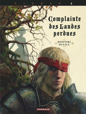 Complainte des Landes perdues Cycle Sioban Tome 4 : Kyle of Klanach