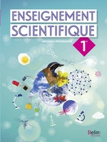 Enseignement scientifique, 1re