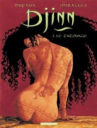 Djinn - Volume 3 - Le tatouage