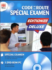 Code route special examen ed deluxe 2018