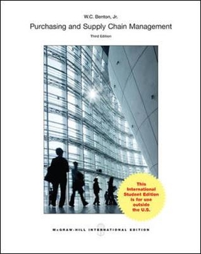 Purchasing and supply chain management 3rd ed