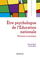 Etre psychologue de l'éducation nationale