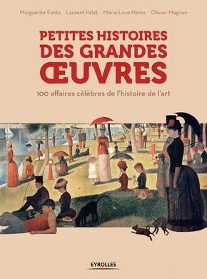 Palet, Laurent ; Fonta, Marguerite ; Nemo, Marie-Luce ; Magnan, Olivier- Petites histoires des grandes oeuvres