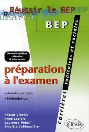 Préparation à L Examen Bep Carrières Sanitaires Et Sociales Librairie Eyrolles