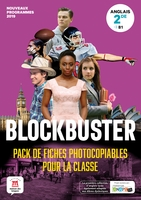 Blockbuster 2de - pack de fiches