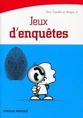 Yann Caudal, Maguy Ly- Jeux d'enquêtes