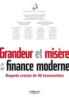Le cercle Turgot, Collectif Eyrolles - Grandeur et misère de la finance moderne