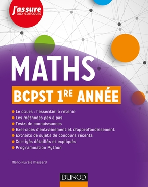 Maths - BCPST 1