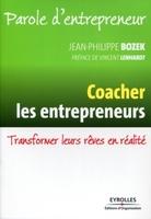Jean-Philippe Bozek - Coacher les entrepreneurs