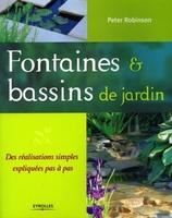 Peter Robinson - Fontaines et bassins de jardin
