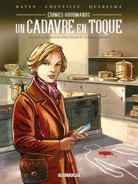 Crimes gourmands - un cadavre en toque