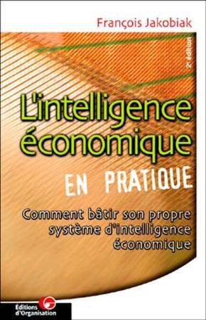 François Jakobiak- L'intelligence économique en pratique