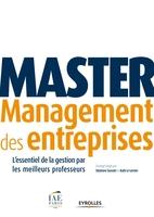 S.Saussier, A.Le Lannier, Collectif Eyrolles - Master management des entreprises