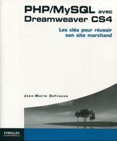 Jean-Marie Defrance - PHP/MySQL avec Dreamweaver CS4