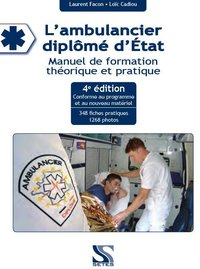 L'AMBULANCIER DIPLOME D'ETAT