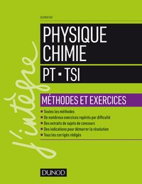 Physique-chimie - PT-TSI