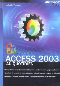 Access 2003 au quotidien