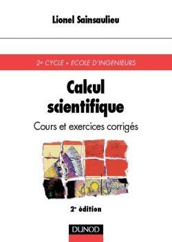 Calcul scientifique - 2ème édition
