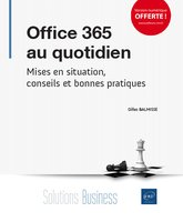Office 365 au quotidien