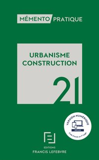 Memento urbanisme construction 2021