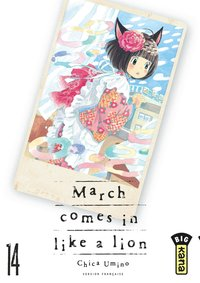 March comes in like a lion - Tome 14