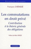 Les Commutations En Droits Prive