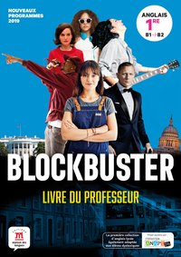 Blockbuster 1re - livre du professeur
