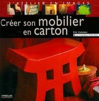 Éric Guiomar - Creer son mobilier en carton