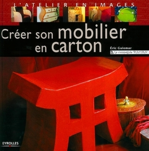 Éric Guiomar- Creer son mobilier en carton