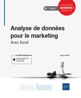 Analyse de données pour le marketing