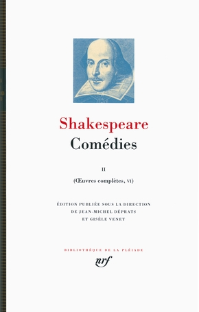 Shakespeare, Comédies - Volume 2