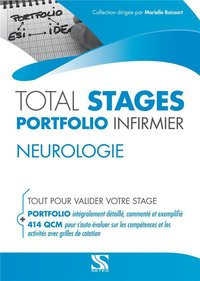 NEUROLOGIE - TOTAL STAGES/PORTFOLIO INFIRMIER