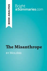 The misanthrope by molière (book analysis)