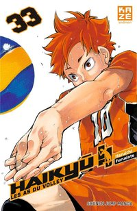 Haikyu !! - Les as du volley - Tome 33