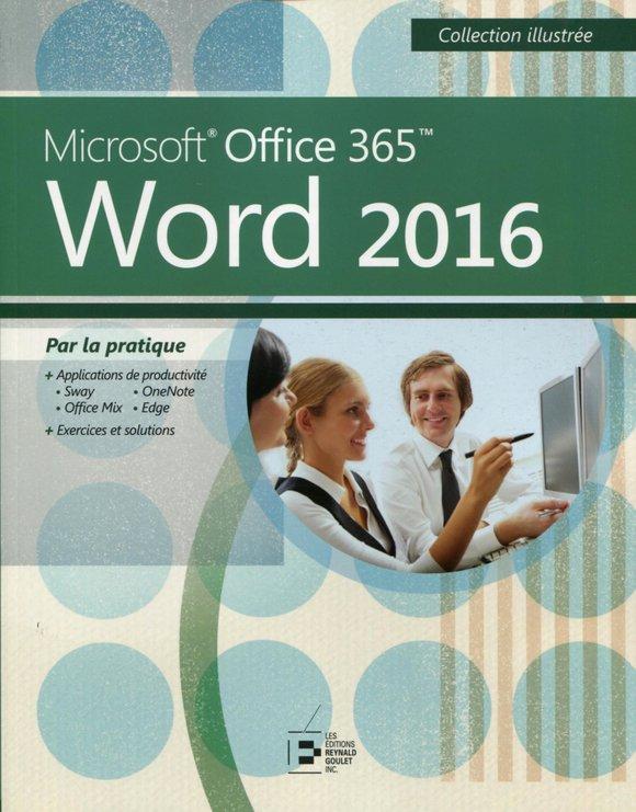 Word 2016 Microsoft Office 365 Par La Pratique Collectif Librairie Eyrolles
