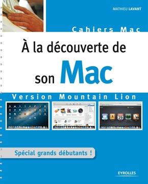 M.Lavant- A la découverte de son mac version mountain lion