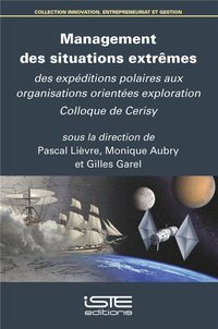 MANAGEMENT DES SITUATIONS EXTREMES