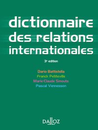 Dictionnaire des relations internationales (3e édition)