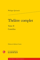 Bibliotheque du theatre francais - - Tome 2 - theatre complet - Tome ii - comedies