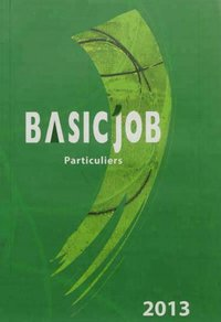 BASIC JOB PARTICULIERS 2013