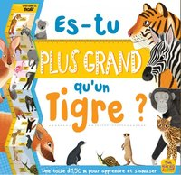 Es-tu plus grand  qu'un tigre ?
