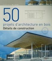 Marie Pieroni - 50 projets d'architecture en bois
