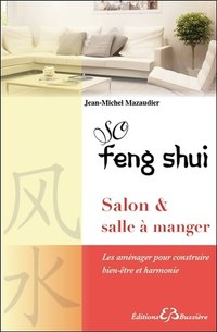 So feng shui - Salle à manger-salon