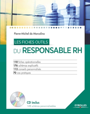 P.-M.do Marcolino- Les fiches outils du responsable RH